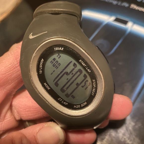 Nike Triax sport running watch